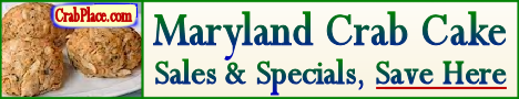 Maryland Crab Cake Sales & Specials