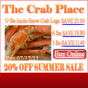 Buy Seafood Online- Crabs - Lobster - Seafoods