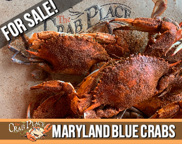Maryland Blue Crabs For Sale Online - Guaranteed Fresh Delivery