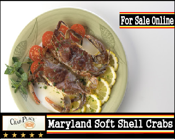 Maryland Soft Shell Crabs For Sale Online