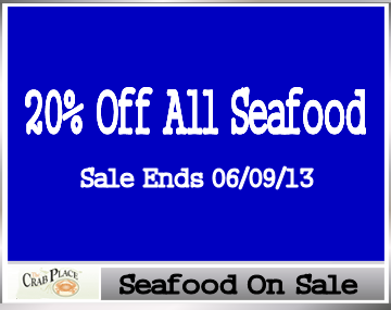 Seven Seafoods On Sale This Week