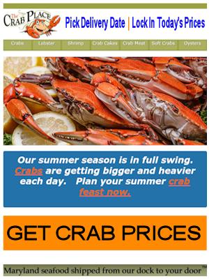 Summer Crab Feast