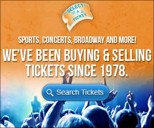 Find Any Concert Tickets at SelectATicket.com