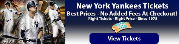 New York Yankees Tickets