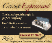 Cricut Expression Electronic Cutter
