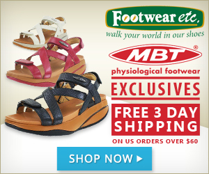 Exclusive MBT footwear at FootwearEtc.com!