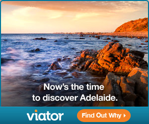 Now's the time to discover Adelaide. Find Out Why!
