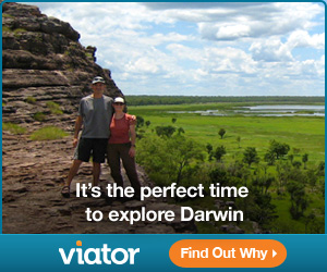 It's the perfect time to explore Darwin. Find Out Why!