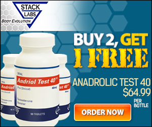 Andriol Best Testosterone Booster