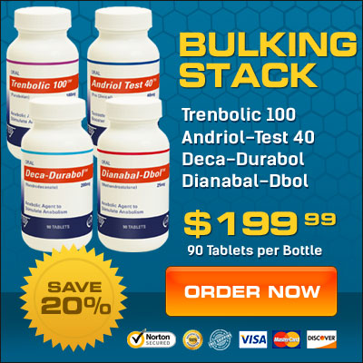 Legal Steroids Bulking (Mass) Stack