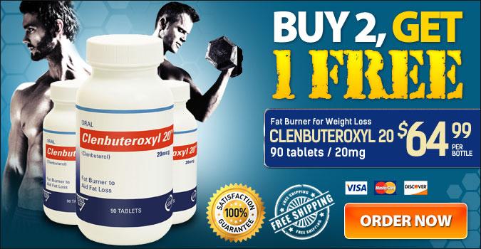 Clenbuterol Clen Fat Burner