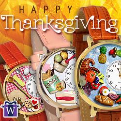 Thanksgiving Whimsical
