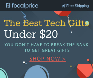 Up to 69% OFF,The Best Tech Gifts,Under $20,EXP:Sep.29,freeshipping@focalprice.com