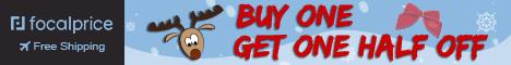 Buy One Get One Half Off,EXP:Dec.1,freeshipping@focalprice.com