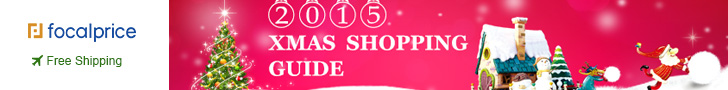 2015 Xmas Shopping Guide:Easy to Share and to win,EXP:Jan.13,freeshipping@focalprice.com