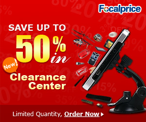 Save up to 50%,in new Clearance Center