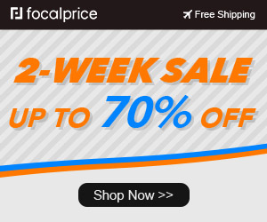 Up to 70% OFF 2-week sale,EXP:Aug.3,freeshipping@focalprice.com