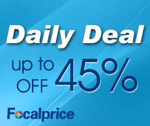 Great deals for today only - plus worldwide free shipping !