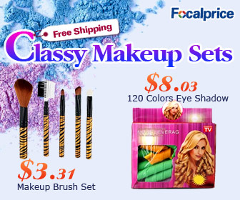 Makeup items for female