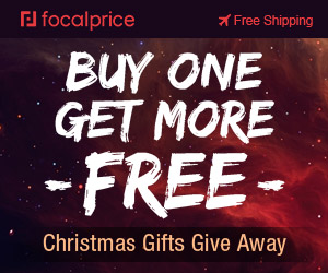 Buy 1 Get More Free,EXP:Dec.22,freeshipping@focalprice.com