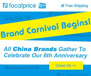 Brand Carnival Begins,Jiayu,Doogee,HTL,Lenovo,SanDisk etc.Expires:Jul.14,Free shipping@focalprice.com