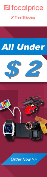 All Gadgets Under $2, Free shipping@focalprice.com
