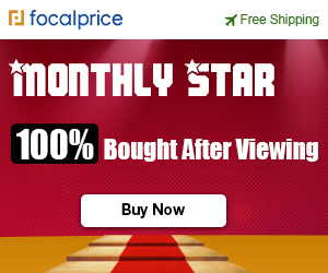 Up to 71% OFF Monthly Star,100% Bought After Viewing,expire: March.16,freeshipping@focalprice.com