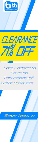 Up to 71% OFF Anniversary Clearance,Expires:Jul.22,Free shipping@focalprice.com