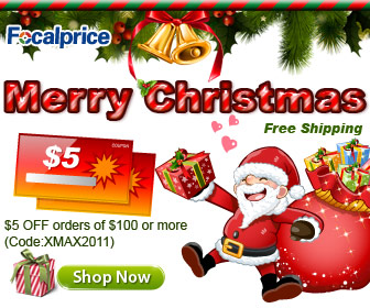 Use couponcode:XMAX2011 to save $5/$100