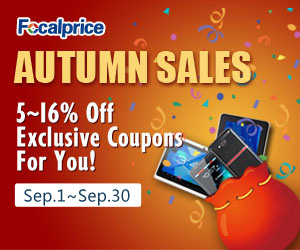 Autumn Sales! 17 Exclusive Coupons with Thousands Discount Products! Find all you need here! Valid in September, 2012.