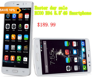 10% OFF Easter day sale ECOO E04 5.5 4G Smartphone,freeshipping@focalprice.com