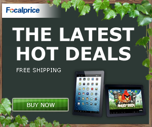The latest Hot Deals!