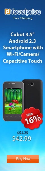 16% OFF Cubot C7 Android Smartphone Android Phone
