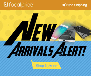 Up to 21% OFF New Arrival Alert,EXP:May.6,freeshipping@focalprice.com