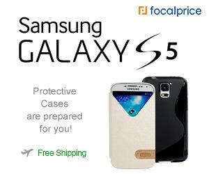 Samsung GALAXY S5 Accessories