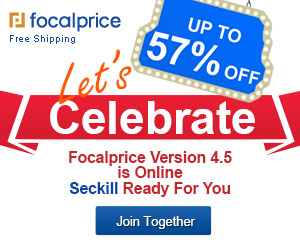 Up to 57% OFF Seckill New FP Celebration