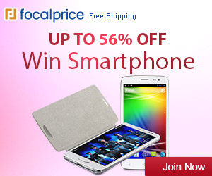 Up to 56% OFF Win Smartphone,Expires:May.24,Free shipping@focalprice.com