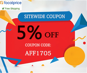 Focalprice discount coupon