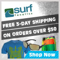 Free 3 Day Shipping on Orders of $50 or More