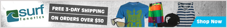 Shop for the top brands in beach, surf and casual wear at Surf Fanatics