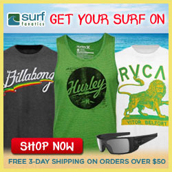 Shop for top men's surf gear at Surf Fanatics!