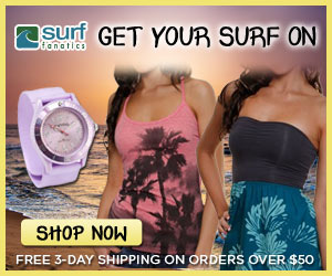 Shop for top women's surf gear at Surf Fanatics!