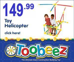 Toobeez Helicopter Fun!