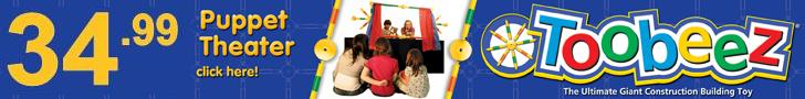 Build A Puppet Theater - Only $35!