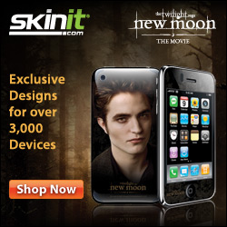 The Twilight Saga: New Moon Skin