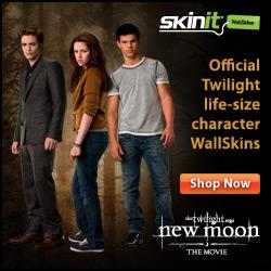 Twilight Movie Saga Wall Skins