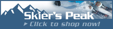 Skiers Peak for skis and gear