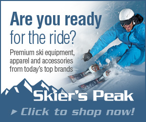 Skiers Peak, Ready to Ride