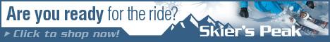 Skiers Peak, Ready to Ride