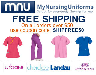 MyNursingUniforms.com-Scrubs for Everybody. Savings for You.